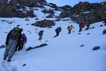 מסע אל הר מרו ואל הקילימנג'רו