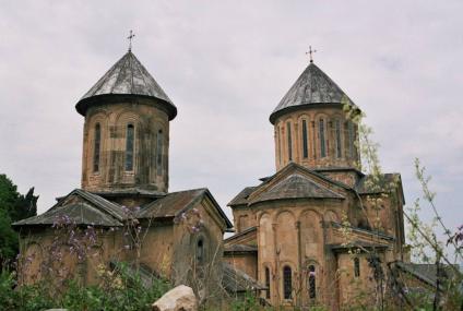 גאורגיה בימי הביניים