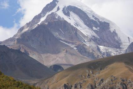 טיפוס על הר קזבק, גאורגיה